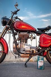 Povestea motocicletei clasice Simson 425S