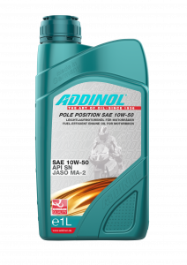 Lubrifianti auto ADDINOL Pole Position 10W-50