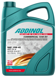 ADDINOL COMMERCIAL1040 E4