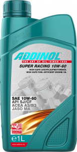 Uleiuri de motor ADDINOL SUPER RACING 10W-60