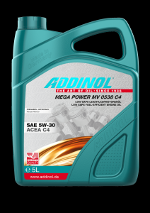 Uleiuri de motor ADDINOL MEGA POWER MV 0538 C4